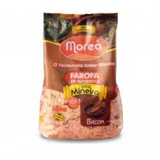 Farofa de Mandioca Tipica Mineira Sabor Bacon 350g