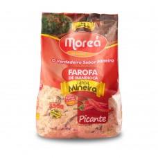 Farofa De Mandioca Tipica Mineira Sabor Picante 350g